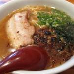 ○龍、魚介醤油ラーメン