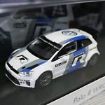 Polo R WRC test car 1/43ミニカー