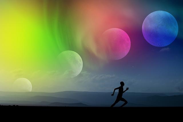 Night, Running